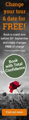 Book with total confidence!