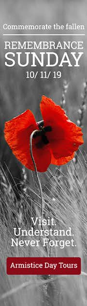 Commemorate the fallen - Remembrance Sunday