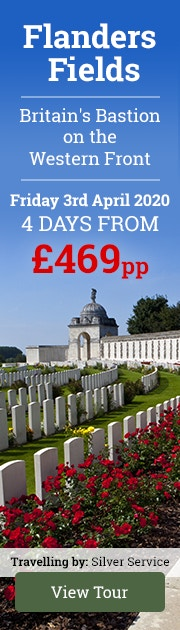 Flanders Fields - Britain's Bastion on the Western Front